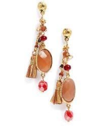 Gas Bijoux - Serti Pondichery Earrings - Lyst