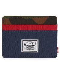 Herschel Supply Co. - Charlie Rfid Card Case - - Lyst