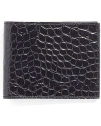 Martin Dingman - Leather Wallet - - Lyst