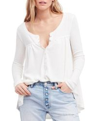 Free People | We The Free Kai Henley | Lyst