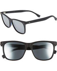 1eaca2ade235 Lyst - Fendi Ff 0214 s Tea Cup Men Sunglasses Brown (ue Gray Ivory ...