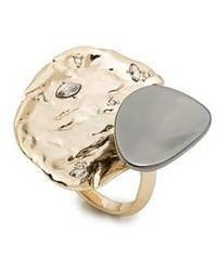 Alexis Bittar | Elements Crystal Accent Ring | Lyst