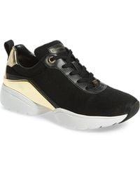 MICHAEL Michael Kors - Jada Metallic Sneaker - Lyst