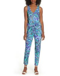 Lilly Pulitzer - Lilly Pulitzer Paulina Jumpsuit - Lyst