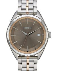 Nixon - 'the Minx' Bracelet Watch - Lyst