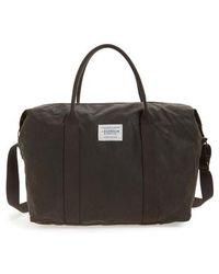 Barbour - Dromond Canvas Holdall Bag - - Lyst