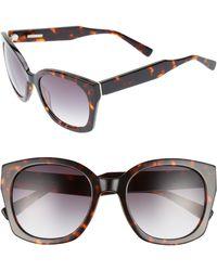 Derek Lam - Sadie 54mm Sunglasses - - Lyst