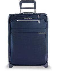 Briggs & Riley - 21-inch Baseline International Rolling Carry-on - - Lyst