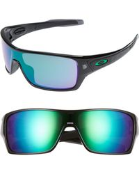 0f4ca575c5 Lyst - Oakley Turbine Rotor 68mm Polarized Sunglasses - in Blue for Men