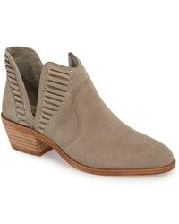 Vince Camuto - Pevista Bootie - Lyst