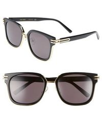 Vedi Vero - 56mm Rectangle Sunglasses - Lyst