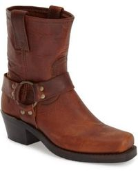 Frye | 'Harness 8R' Boot | Lyst