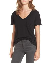 AG Jeans - Emerson Pocket Tee - Lyst
