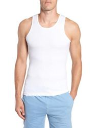 Mack Weldon - 18 Hour Ribbed Tank - Lyst