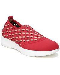 Sarto - Fallan Woven Slip-on Sneaker - Lyst