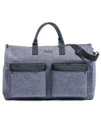 Hook + Albert - Twill Duffel Bag - - Lyst