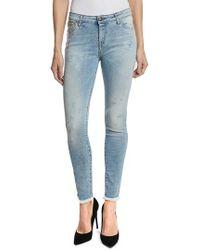 PRPS - Camaro Ankle Skinny Jeans - Lyst