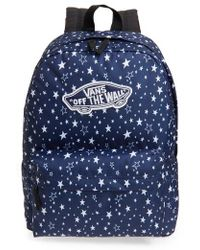 Vans - Realm Backpack - Lyst