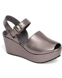 Chocolat Blu - Wagga Platform Wedge Sandal - Lyst