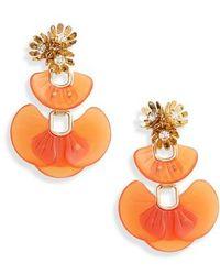 Lele Sadoughi - Island Drop Earrings - Lyst