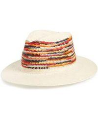 Rag & Bone - Panama Straw Hat - - Lyst