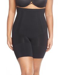 Spanx - Spanx Oncore High Waist Mid-thigh Shorts - Lyst