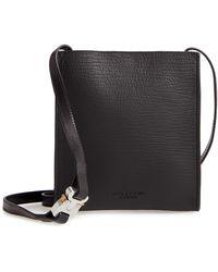 1017 ALYX 9SM - Passport Leather Crossbody Bag - Lyst