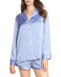 Natori - Honeycomb Short Pajamas - Lyst