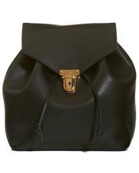 Fendi - Cruise Calfskin Leather Backpack - Lyst