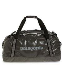 Patagonia - Black Hole Water Repellent Duffel Bag - Lyst