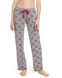 Pj Salvage | Print Pajama Pants | Lyst