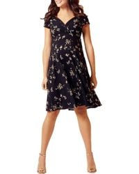 TIFFANY ROSE - Alessandra Floral Maternity/nursing Dress - Lyst