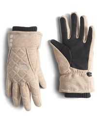 The North Face - 'caroluna E-tip' Heatseeker Gloves - Lyst