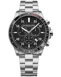 Raymond Weil - Tango Sport Chronograph Bracelet Watch - Lyst