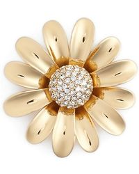 Kate Spade - 'mom Knows Best' Brooch - Lyst