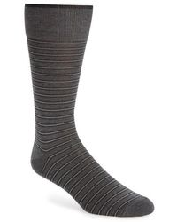 Calibrate - Double Stripe Socks - Lyst