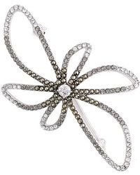Judith Jack - Ombre Flower Pin - Lyst