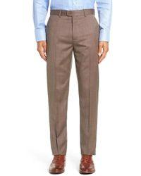 Bensol - Nailhead Wool Trousers - Lyst