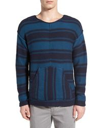 Outerknown | Stripe Cotton & Alpaca Pullover | Lyst