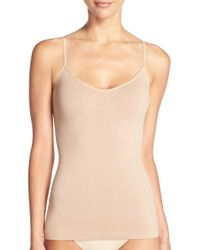 Yummie By Heather Thomson - 'parker' V-neck Camisole - Lyst