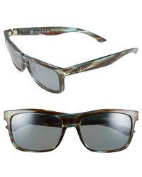 Kaenon | 'clarke' 51mm Polarized Sunglasses - Abalone | Lyst
