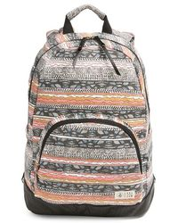 Volcom - 'schoolyard' Canvas Backpack - Lyst