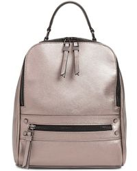 Phase 3 - 'city' Backpack - Metallic - Lyst