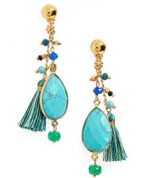 Gas Bijoux - Serti Pondicherie Earrings - Lyst