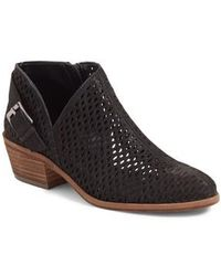 Vince Camuto | Phandra Bootie | Lyst