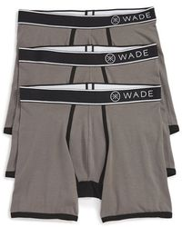 Naked - Wade Stretch Cotton Boxer Briefs - Lyst