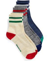 Chums - '3p School' Socks - Lyst