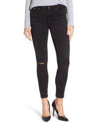 Dex - Ripped Skinny Jeans - Lyst