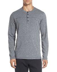 Prana - 'zylo' Henley Shirt - Lyst
