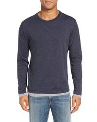 Tailor Vintage - Reversible T-shirt - Lyst